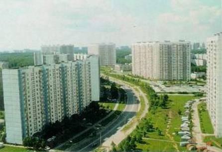 Современное развитие района